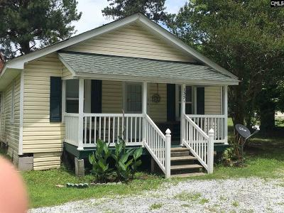 Newberry Single Family Home For Sale: 1351 Whitner