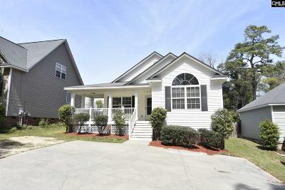 Columbia Single Family Home For Sale: 2318 Harrison