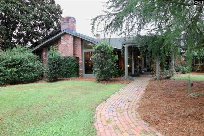 Camden Single Family Home For Sale: 302 Chestnut Ferry