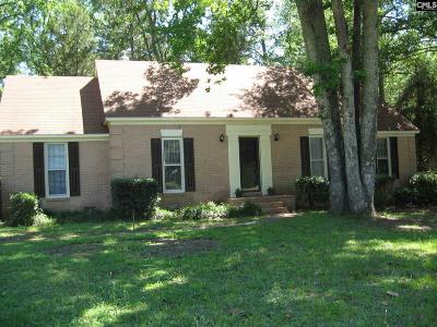 Irmo SC Single Family Home For Sale: $108,900