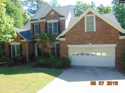 Lexington County Single Family Home For Sale: 112 Laurel Branch
