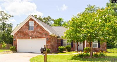 West Columbia Single Family Home For Sale: 195 Derby