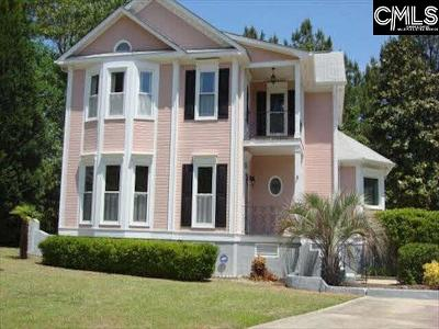 Lexington County, Richland County Single Family Home For Sale: 17 Wild Rose