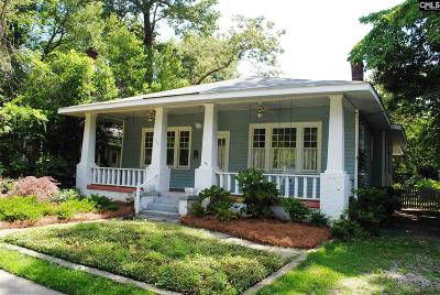 Shandon Single Family Home For Sale: 520 Woodrow