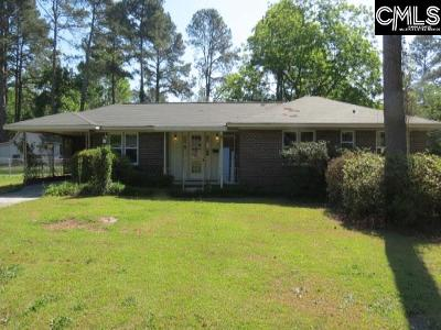 West Columbia Single Family Home For Sale: 528 Rainbow
