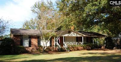 Lexington County, Richland County Single Family Home For Sale: 639 Planters