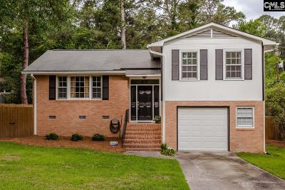 Lake Katherine Single Family Home For Sale: 1521 Lonsford