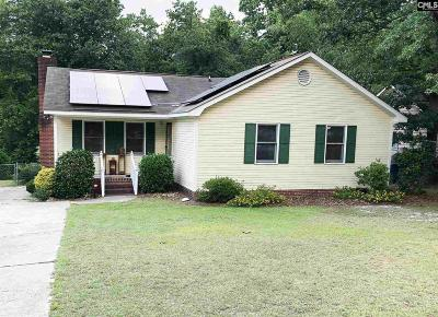 West Columbia Single Family Home For Sale: 115 Savanna Woods