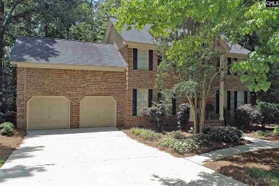 Single Family Home For Sale: 511 Wateroak