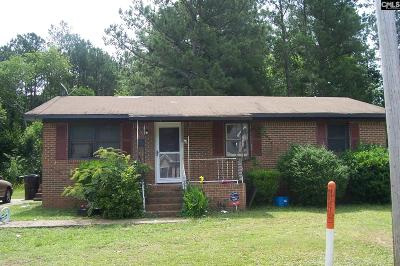 Newberry Single Family Home For Sale: 708 Fair