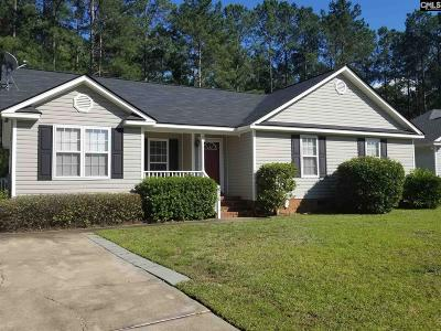Single Family Home For Sale: 206 Dove Park