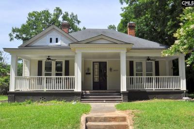 Newberry Single Family Home For Sale: 1603 Nance