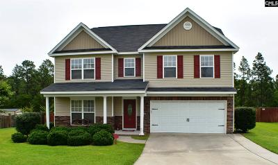 Kershaw County Single Family Home For Sale: 56 Saughtree