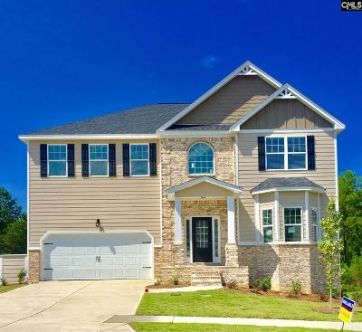 Blythewood Single Family Home For Sale: 13 Middle Knight #0002