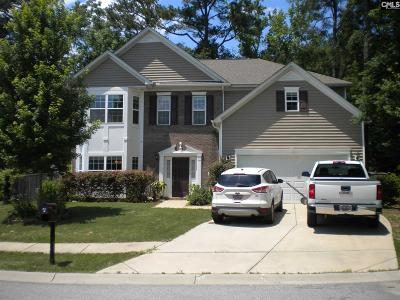 Blythewood Single Family Home For Sale: 502 Flat Creek
