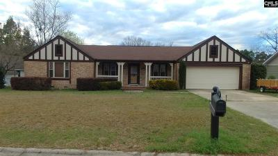West Columbia Single Family Home For Sale: 105 Brookfield