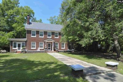Single Family Home For Sale: 107 N Peachtree