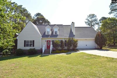 Kershaw County Single Family Home For Sale: 61 Nature