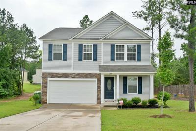 Blythewood Single Family Home For Sale: 312 Blythe Creek