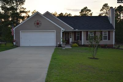 Kershaw County Single Family Home For Sale: 8 Caraway