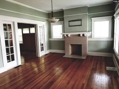 Saluda Single Family Home For Sale: 200 Travis