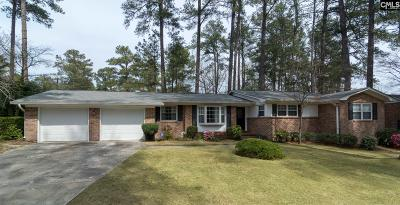 Forest Acres Single Family Home For Sale: 3529 Raven Hill