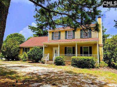 Lexington County, Richland County Single Family Home For Sale: 224 Hickory Hill
