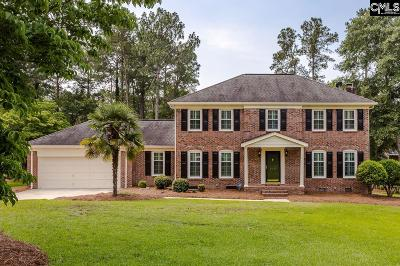 Blythewood Single Family Home For Sale: 212 Craigwood