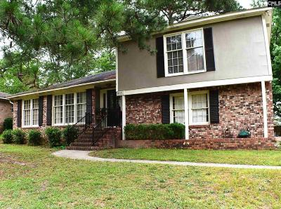 Lexington County, Richland County Single Family Home For Sale: 820 Rollingwood