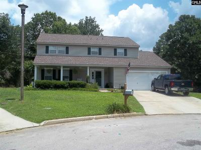 Irmo Single Family Home For Sale: 15 Twill