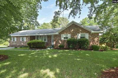 Columbia SC Single Family Home For Sale: $129,000