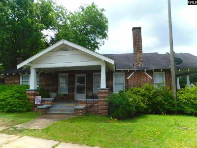 Batesburg, Leesville Single Family Home For Sale: 122 S Pine