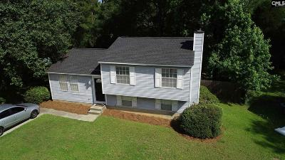 Irmo Single Family Home For Sale: 301 Woodspur