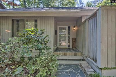 Lexington County, Newberry County, Richland County, Saluda County Single Family Home For Sale: 86 Ridge Lake Drive