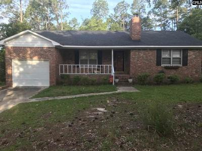 Kershaw County Rental For Rent: 1001 Oakland