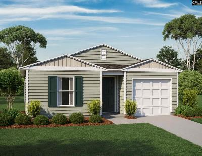 Columbia SC Single Family Home For Sale: $124,990