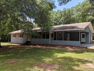 Fairfield County Single Family Home For Sale: 1688 Wateree Estates