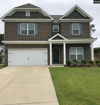 Columbia Single Family Home For Sale: 255 Big Game