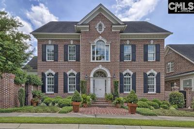 Columbia Single Family Home For Sale: 186 Preserve