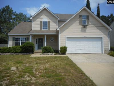 Cayce, S. Congaree, Springdale, West Columbia Single Family Home For Sale: 252 Orchard Hill Drive