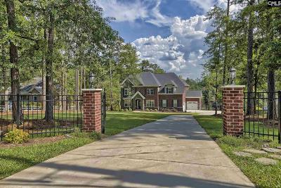 Blythewood Single Family Home For Sale: 164 Columbia Club