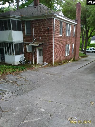Columbia Multi Family Home For Sale: 232 & 234 Waccamaw