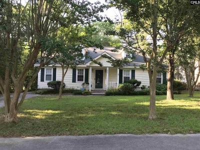 Lexington Single Family Home For Sale: 507 Corley