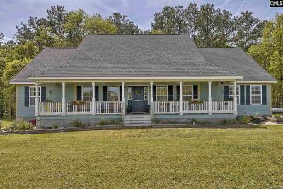 Kershaw County Single Family Home For Sale: 1295 Old Field