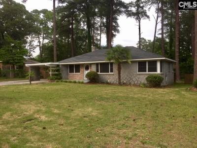 West Columbia SC Single Family Home For Sale: $134,900