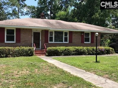 Cayce Single Family Home For Sale: 827 Indigo