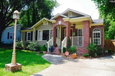 Columbia Single Family Home For Sale: 3833 Montgomery