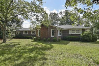 West Columbia Single Family Home For Sale: 341 Saint Davids Church