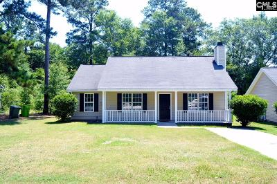 Columbia Single Family Home For Sale: 500 Rockhaven