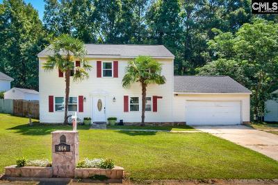 Lexington SC Single Family Home For Sale: $140,000